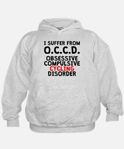 Obsessive Compulsive Cycling Disorder Hoodie