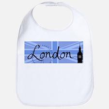 London Union Jack & Sites Bib