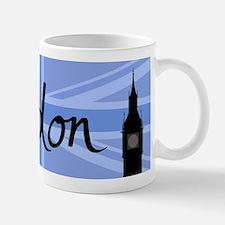 London Union Jack & Sites Mugs