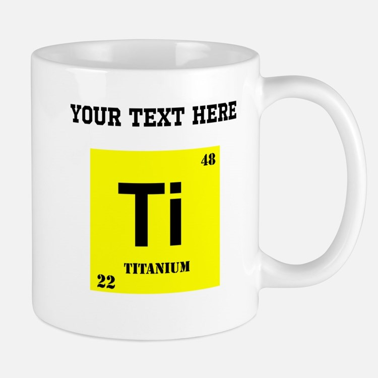 Titanium Element Drinkware Coffee Mugs Drinking Glasses Travel