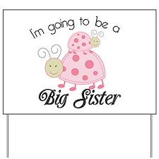 Im going to be a big sister Dottie Pink Ladybug Ya
