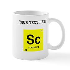 Custom Scandium Mugs