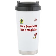 Unique Barber school Travel Mug