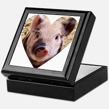 Unique Piglet Keepsake Box