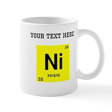 Custom Nickel Mugs