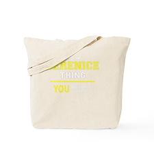 Cute Berenice Tote Bag