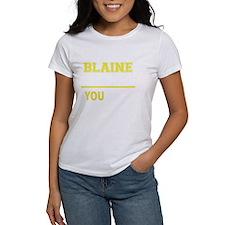 Unique Blaine Tee