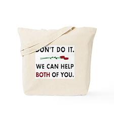 Pro-life SALE! Tote Bag