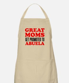 Great Moms Promoted Abuela Apron