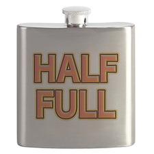 HALF FULL Flask