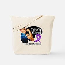 Sarcoidosis Stand Tote Bag