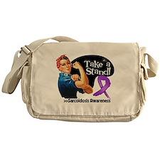 Sarcoidosis Stand Messenger Bag