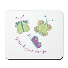 Spread Wings Mousepad
