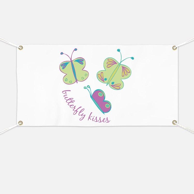 Buterfly Kisses Banner