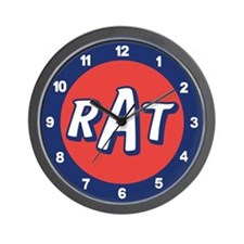 STP RAT Wall Clock