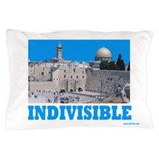 Indivisible Jerusalem Pillow Case