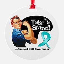 PKD Stand Ornament