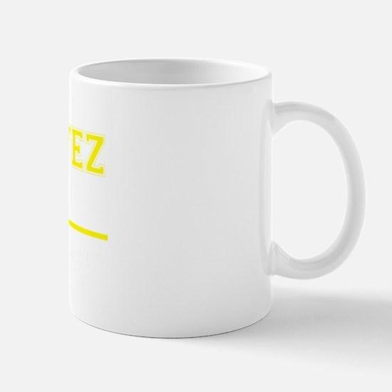 Unique Chavez Mug