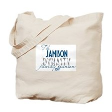 JAMISON dynasty Tote Bag
