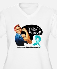 PCOS Stand T-Shirt