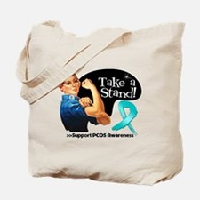 PCOS Stand Tote Bag