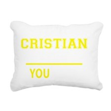 Cristian Rectangular Canvas Pillow