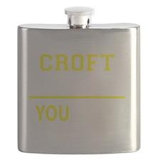 Cute Croft Flask