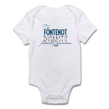 FONTENOT dynasty Infant Bodysuit