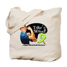 Mental Health Stand Tote Bag