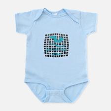 Cool Sport Gym Infant Bodysuit
