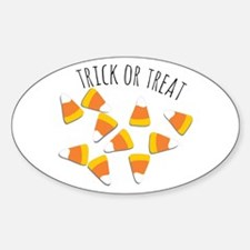 Trick Or Treat Decal