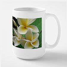 Plumeria Flowers Mugs