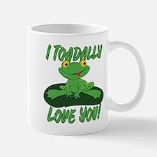 I Toadally Love You Mug