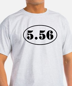 5.56 Shooter Design T-Shirt
