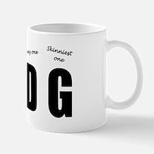 Bass Player (black) Mug