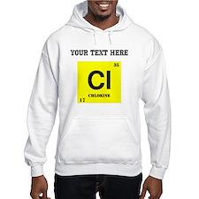 Custom Chlorine Hoodie