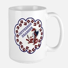 JEFFERSON DRAGONS SMK BUBBLE Mugs