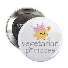 Vegetarian Princess Button