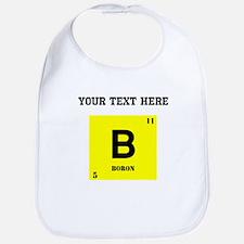 Custom Boron Bib