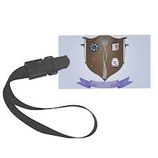 Spoonie Coat Of Arms Luggage Tag