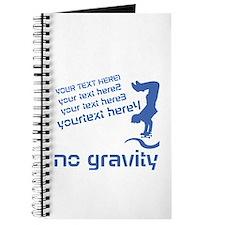 Skater No Gravity Journal