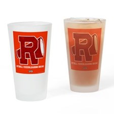cheerleading.png Drinking Glass