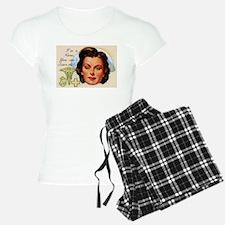 Vintage Nurses Don't Scare Pajamas