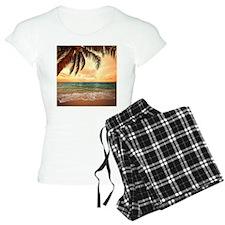 Ocean Sunset Pajamas