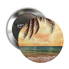 """Ocean Sunset 2.25"""" Button (100 pack)"""