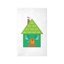 Green House 3'x5' Area Rug