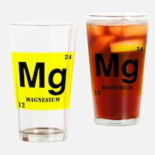 Magnesium Drinking Glass