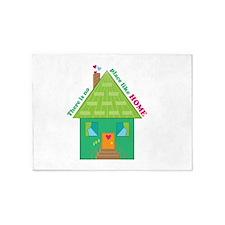 Like Home 5'x7'Area Rug