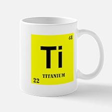 Titanium Mugs