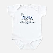 FAULKNER dynasty Infant Bodysuit